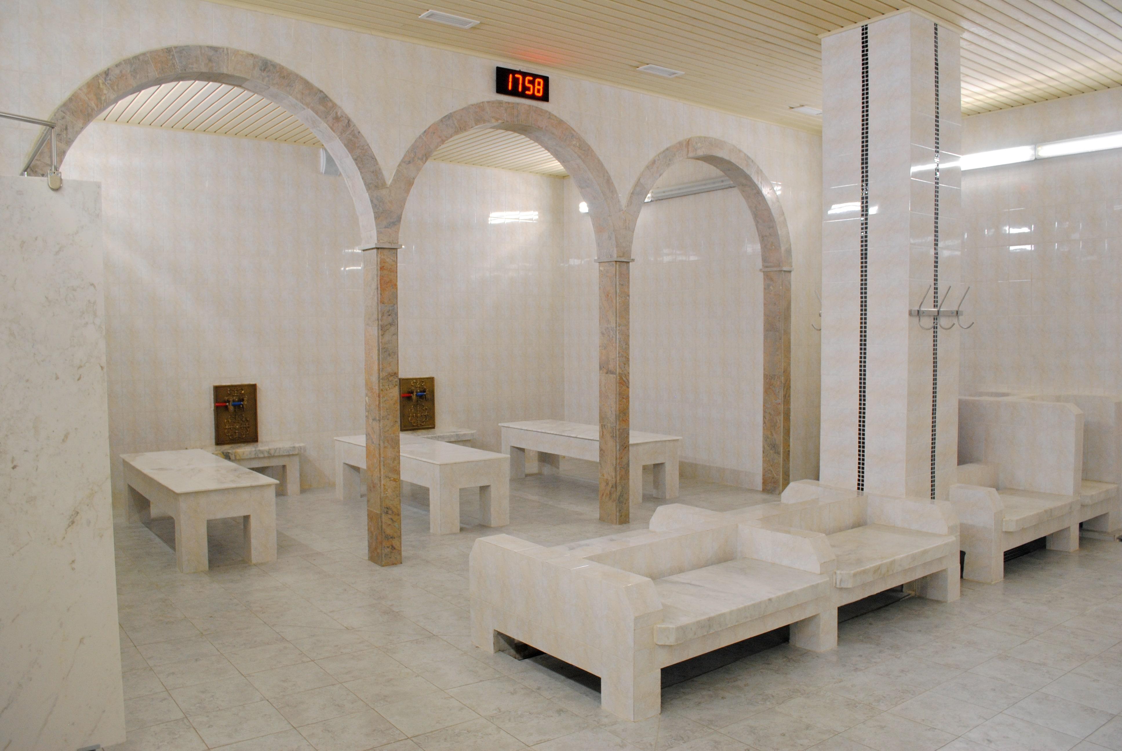 Мужские комбинированные бани фото 3