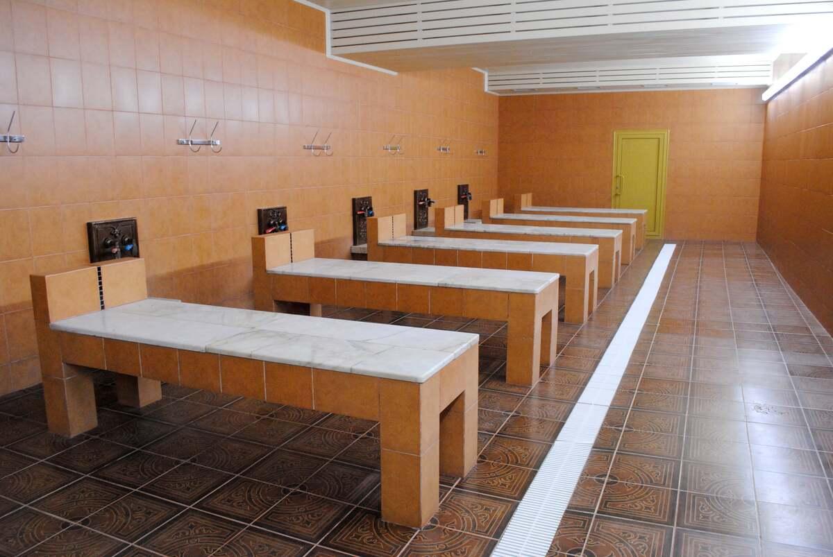 Мужские комбинированные бани фото 2