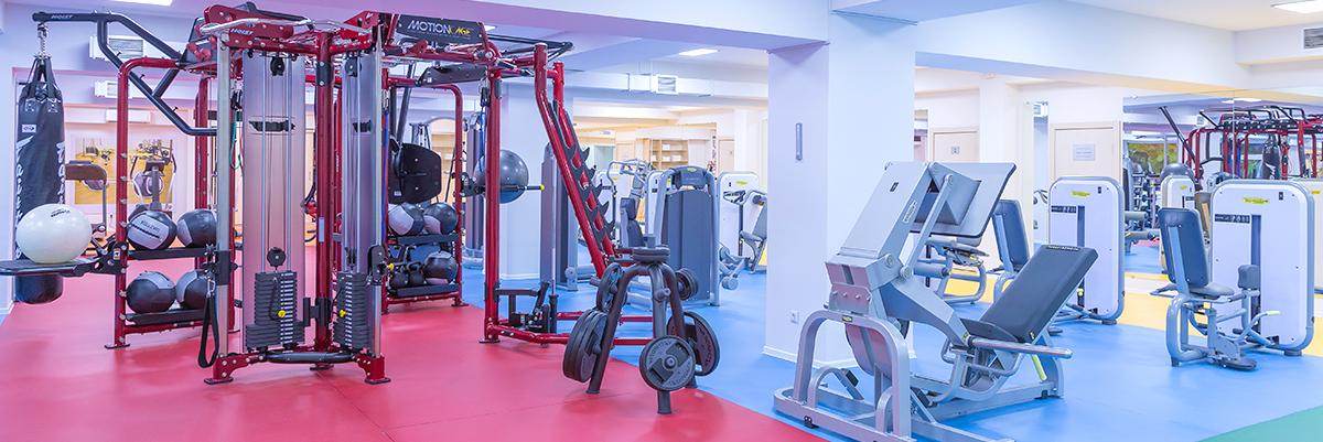 Тренажерный зал Arasan Fitness фото
