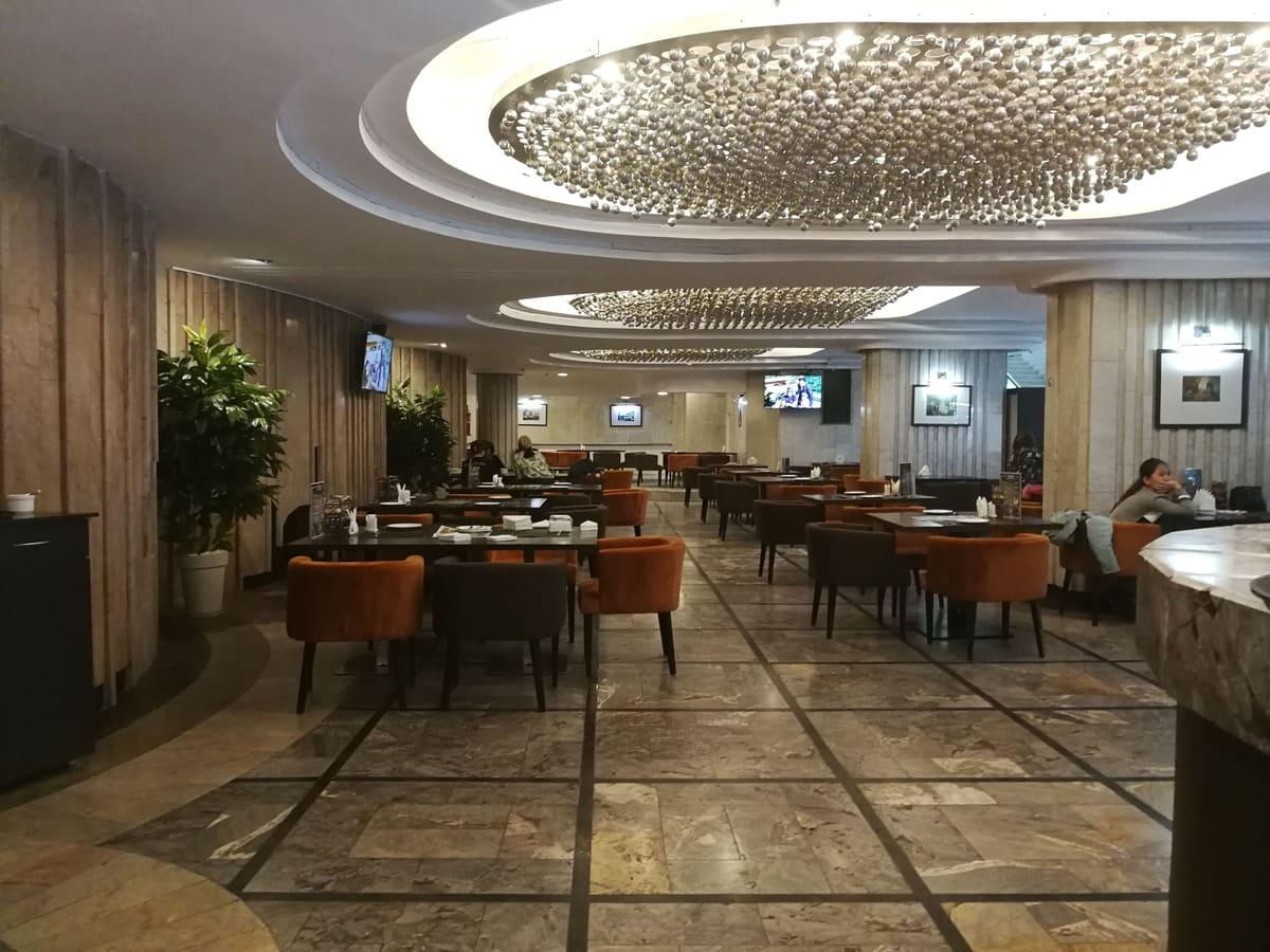Lobby & Rest Bar фото 2