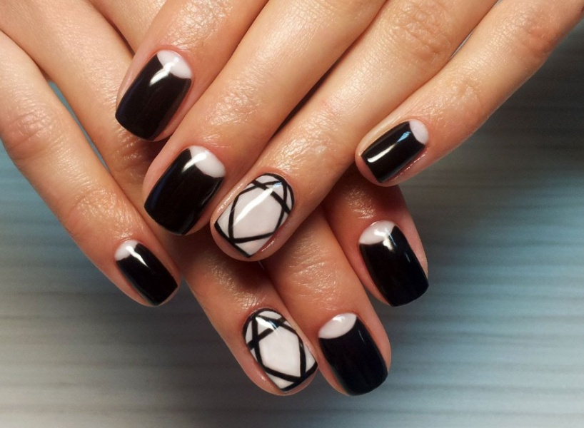 Покрытие и дизайн ногтей фото