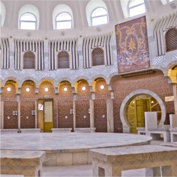 Arasan Spa зал фото