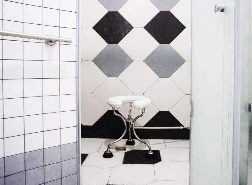 душ восходящий фото