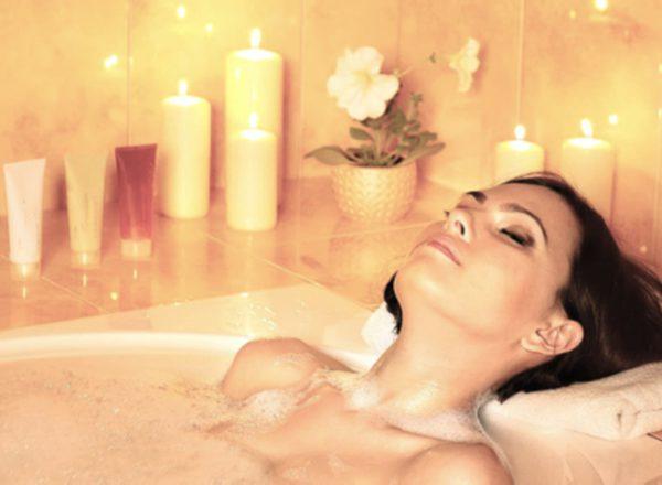 гидромассажная пенная ванна с немецким концентратом фото