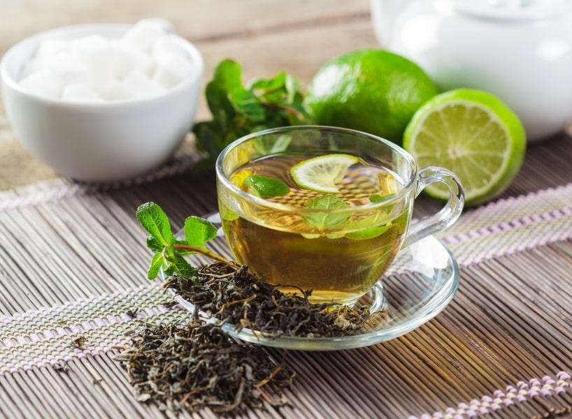 """Detox-уход за телом с дренажным эффектом """"Зеленый чай"""" фото"""