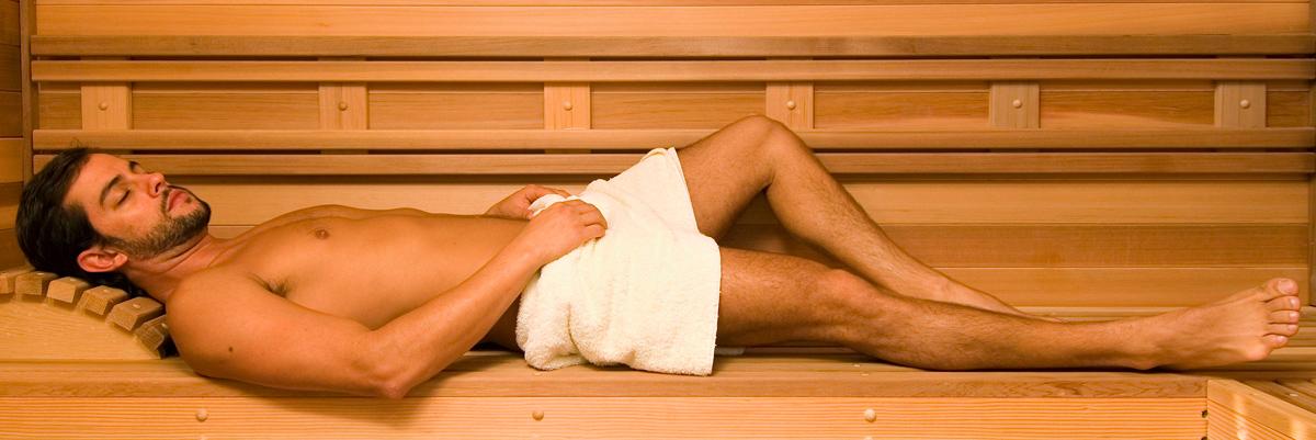 Мужские комбинированные бани фото 1