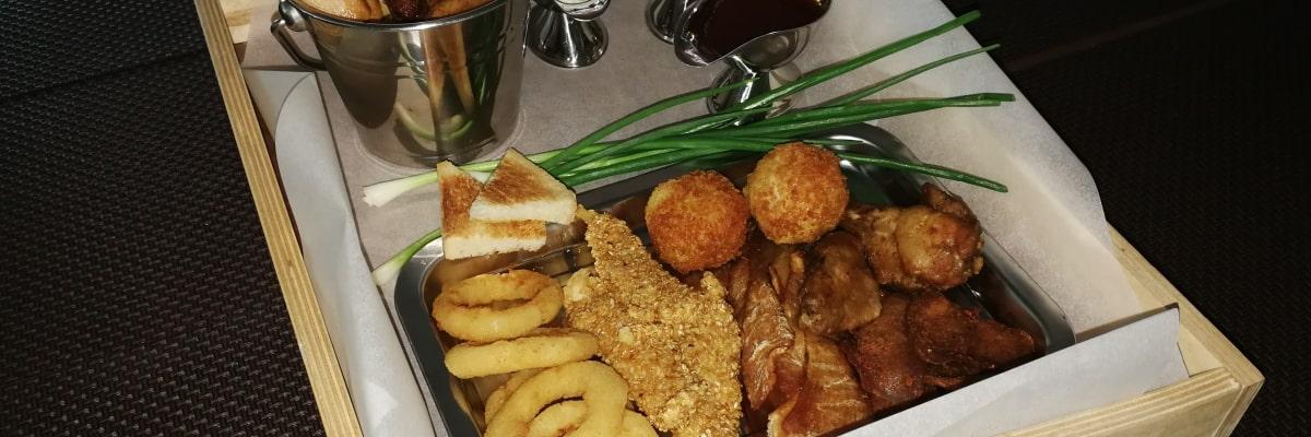 Новинка в Lobby & Rest Bar — Chicken Сет фото