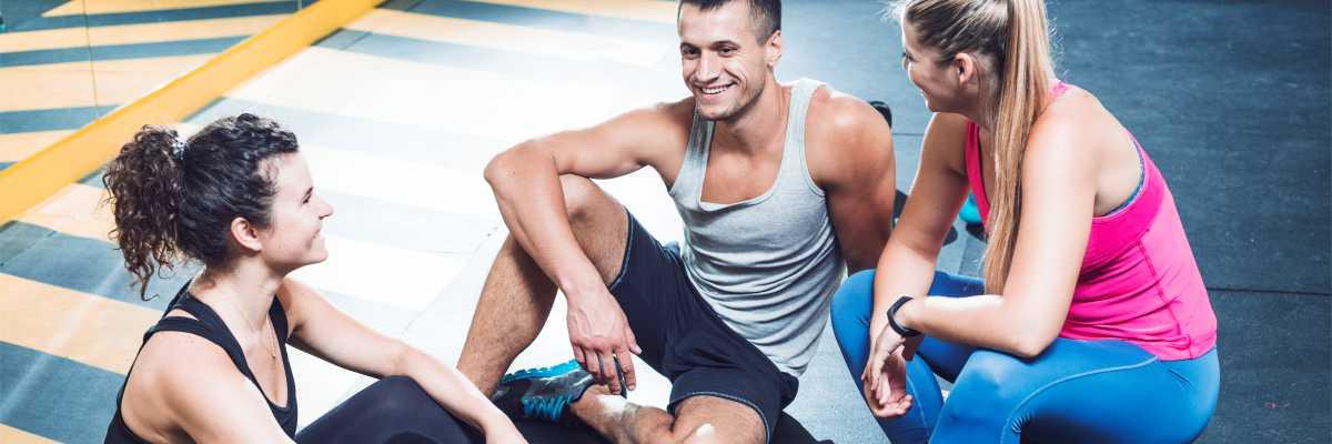 Групповые программы Arasan Fitness фото