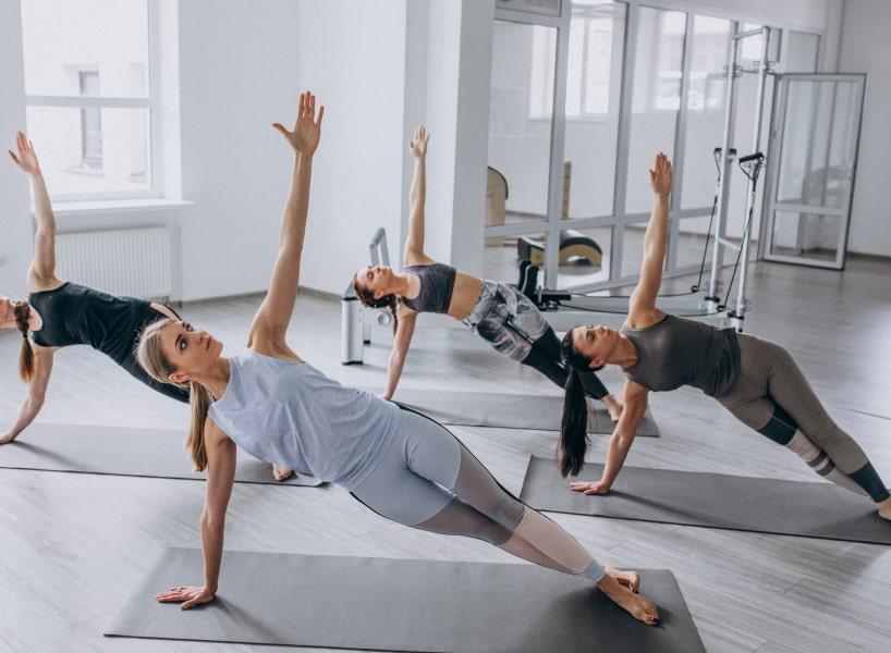 Pilates Mat (Пилатес на матах) фото