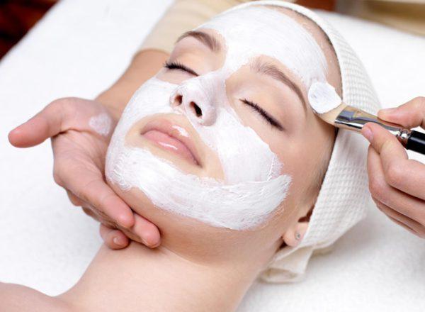 ручной массаж и маска фото