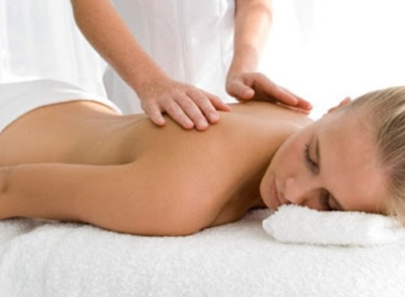 тибетский массаж фото